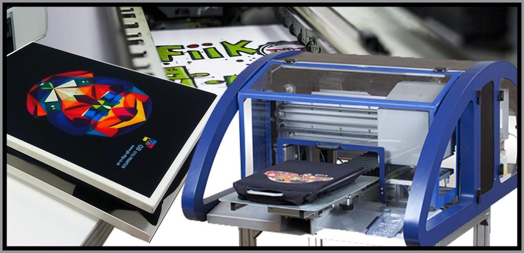 292adb626 Pre mnoho zákazníkov, je to skvelý spôsob, ako získať textil s  plnofarebnými výtlačkami. Proces tlače je podobný ako pri atramentových  tlačiarniach, ...